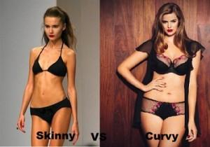 skinny vs curvy