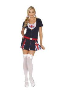 sexy british girl