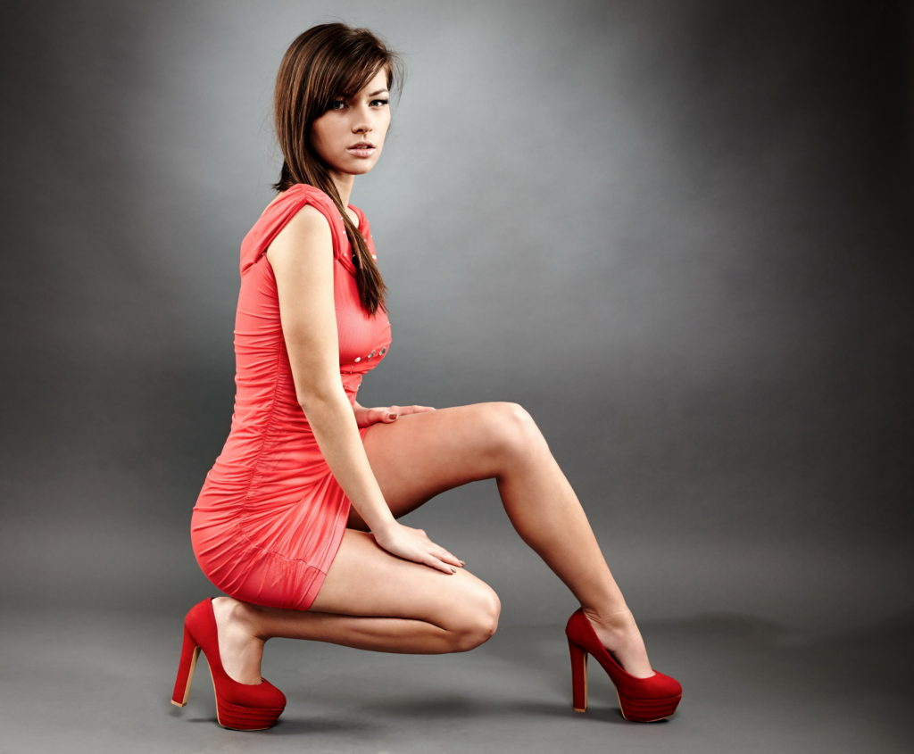 Leggy Brunette - London Escorts By Pleasure-Escorts